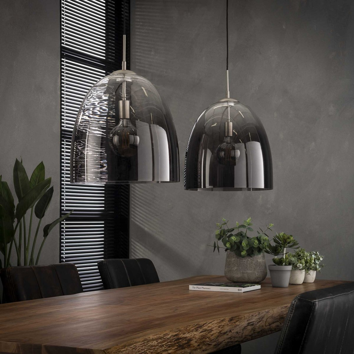 Picture of: Sady Loftlampe I Shaded Glas Loftlamper Pendler 3 Nordic